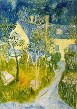 Giardino a Torcello, 1949, olio su tela 100x70