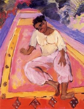 Jardins Majorelle, 1992, olio su tela, cm 146x114