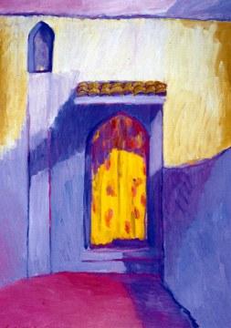 Rumena vrata, 1992
