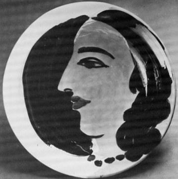 Volto di donna, 1985